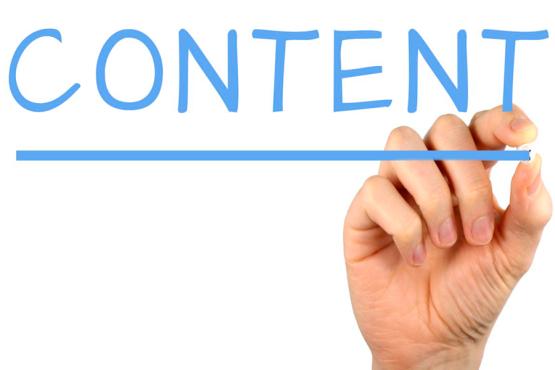 Как подобрать контент для сайта